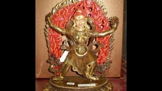 Invoking Drdha Prthivi Devata 召堅牢地神心咒