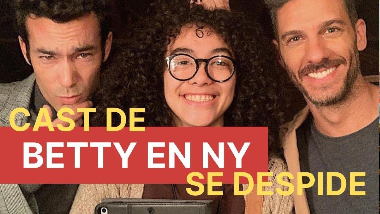 Betty en nueva york elenco