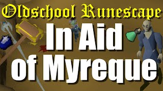 runescape 2007 in aid of myreque quest guide