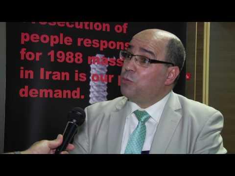 Anwar Malek, Arab League observer to Syria - Paris, 26 Nov 2016 'Syrian people are not alone'