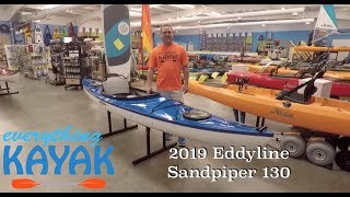 2019 Eddyline Sandpiper 130 Walkthrough