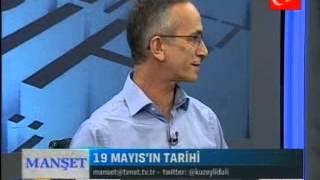 Tvnet-Manset-Ali Degermenci-Cem Kücük-19-05.2014-