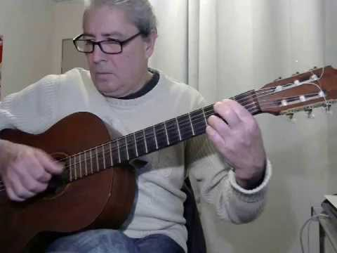 Tears in Heaven - for solo acoustic guitar