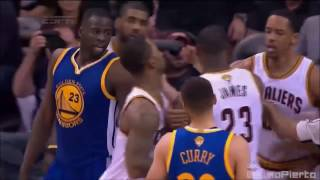 Lebron james greatest career fights compilation