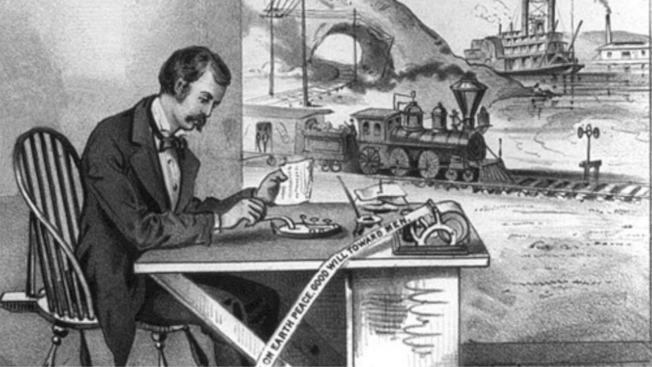 Download How the Telegraph Changed Communication