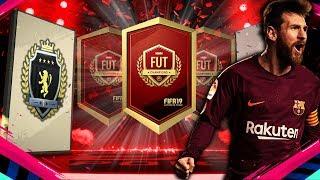 NAGRODY ZA *POTĘŻNĄ* ELITĘ 1!!!   FIFA 19 Ultimate Team