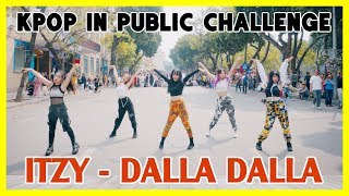 [ITZY DANCE COVER CONTEST][KPOP IN PUBLIC] ITZY