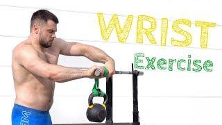 Wrist Exercise (extension & flexion rolls) / Torokhtiy