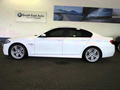 Used 2014 BMW 5 SERIES 520d MSport Auto For Sale | Auto Trader South Africa Used Cars