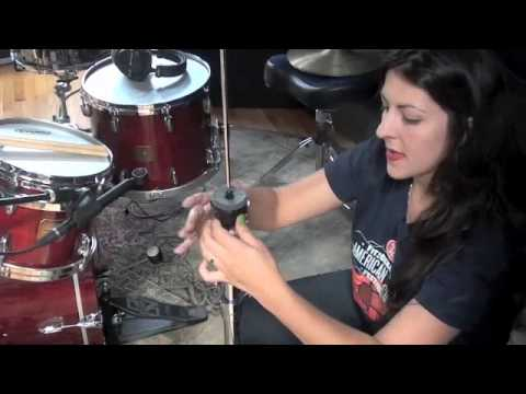 Gina Knight - Hi-Hat Stand Assembly