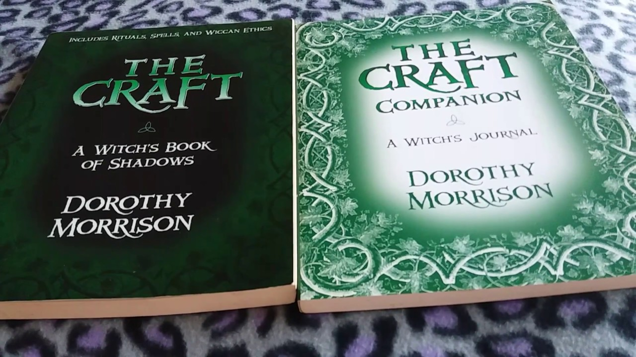 The Craft  Companion  #witchcraft #witchcraftbooks #wicca #witchesofyoutube #magick #occult