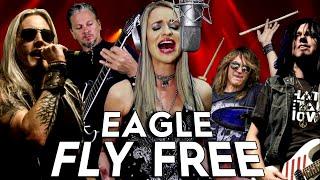 Helloween - Eagle Fly Free -Gabriela Guncikova -Marc Hudson -Michael Gilbert -Ken Mary -Gary Schutt