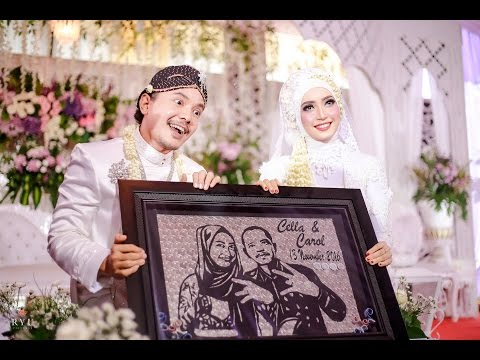 Perfect Love (Cinematic Wedding clip - Carol & Cella) #carolcellahalal