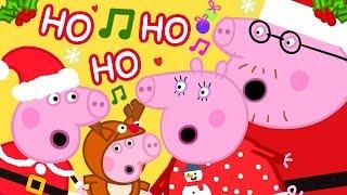 Peppa Pig en Español Episodios completos 🎄Feliz Navidad! 🎄 Pepa la cerdita