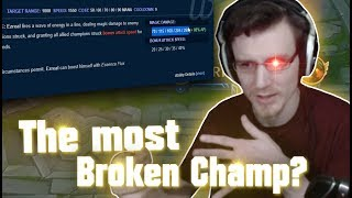 Hashinshin: Who was the most BROKEN Champion of all time?