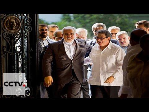Iran FM Zarif kicks off 6-nation Latin America tour