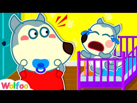 Wolfoo Pretends to be A Parent - Funny Stories for Kids #2 | Wolfoo Family Kids Cartoon