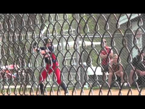 Samantha Collier Berne Union vs Fairfield Christian 4 1 16