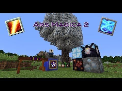 Ars Magica 2 Mod   Minecraft 1.10.2
