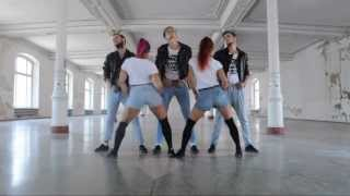 "Jazz-Pop - Dima Bushinskiy - Adam Lambert ""Trespassing"" - Milk Dance Crew"