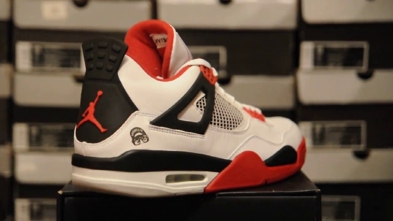 big sale 25b37 ab2e3 2006 Air Jordan 4 (IV) Retro   Mars Blackmon   (308497 162)
