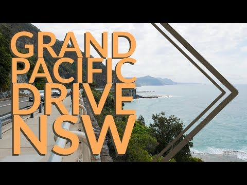 BEST SCENIC DRIVE NEAR SYDNEY! Grand Pacific Drive - South Coast, NEW SOUTH WALES