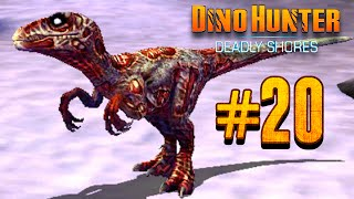 Zombie Dino Hunter Deadly Shores EP 20 Zombie Raptors