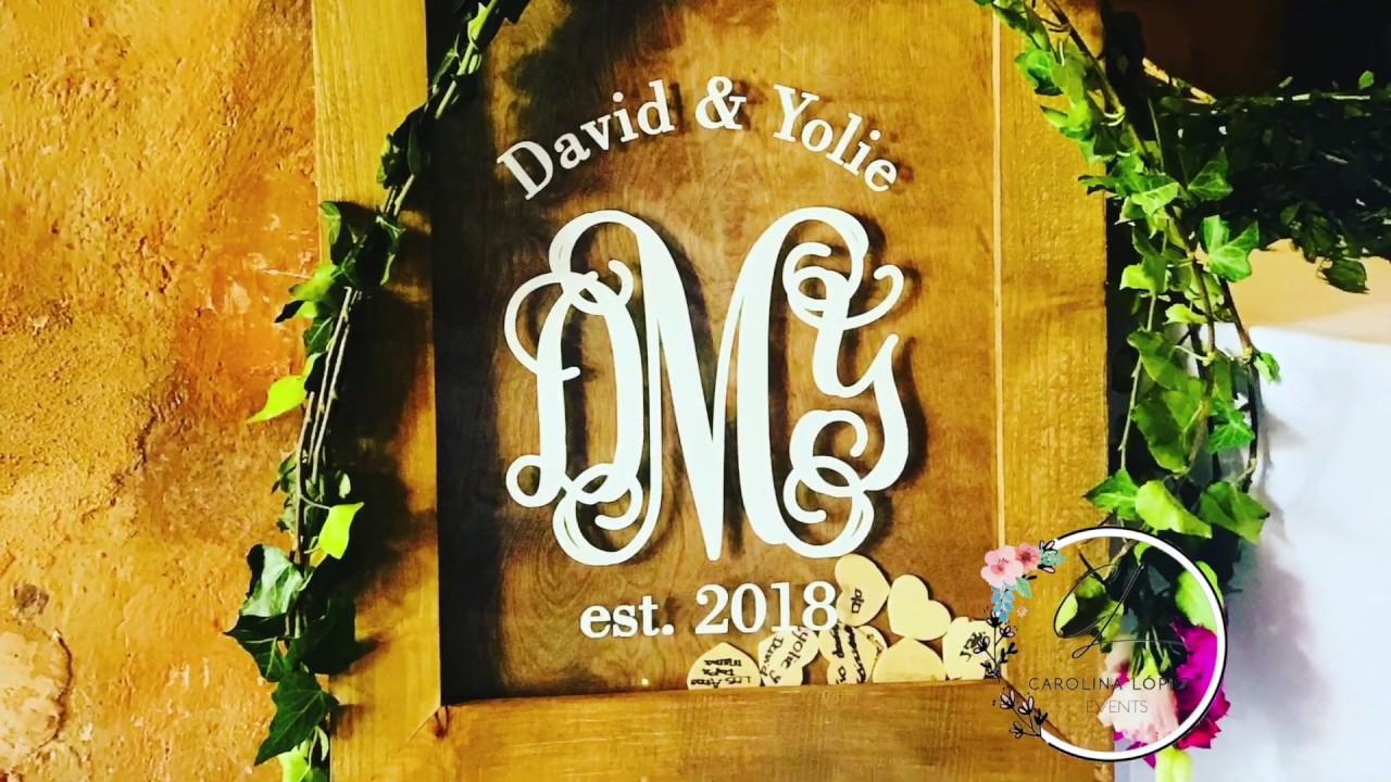 Wedding Ideas by Carolina Lopez Events