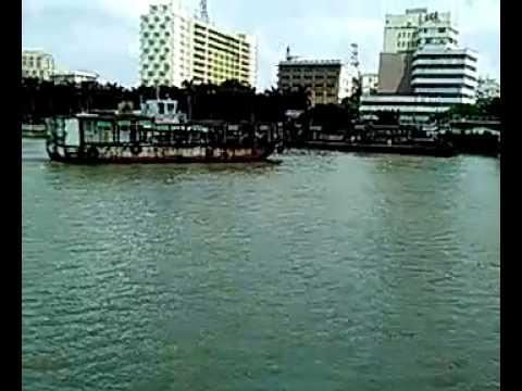 kolkata hugli river boat 2014