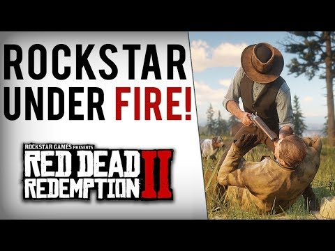 Rockstar Under Fire For Red Dead Redemption 2 Work Conditions...