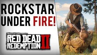 Rockstar Under Fire For Red Dead Redemption 2 Work Conditions...