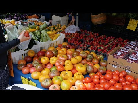 The Ins and Outs of Managing a Farmers Market