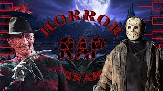 Freddy vs Jason. Horror Rap Tournament. 1/8 финала. 4 из 16