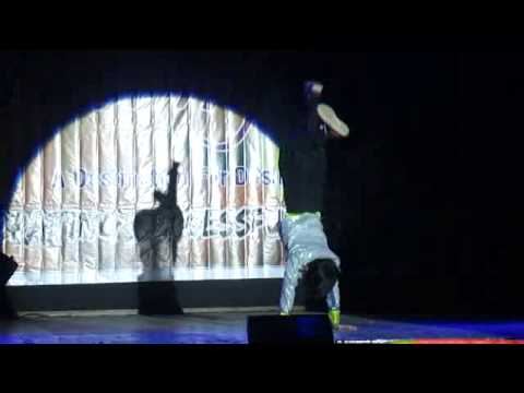 mihir soni's solo perfomance in anual show of distiny 2012