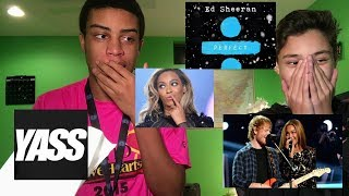 Ed Sheeran - Perfect Duet (with Beyoncé) [Official Audio] - Reaction!!