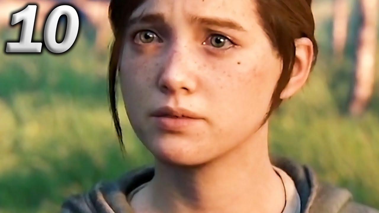 The Last of Us™ Parte II Beijo de Ellie e Dina - YouTube