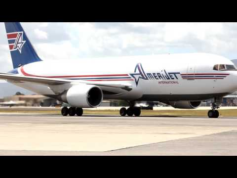 Amerijet International Inc., Temperature Controlled Cargo Shipping