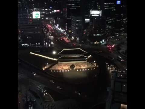 Seoul Timelapse - An ancient and honorable Namdaemun, Sungnyemun.