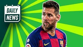 Messi vs. Abidal! Werder vs. BVB! SGE vs. RBL! S04 vs. Hertha! Wahnsinn im DFB-Pokal!