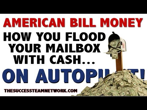 American Bill Money Review – Payment Proof & How To Flood Your Mailbox With Money On Auto-Pilot!