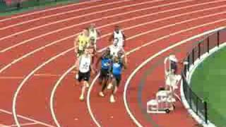 2008 USA Olympic Trials 800 meters Finals