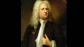 Handel: Fantasia C Major HWV 490 - Eberhard Kraus