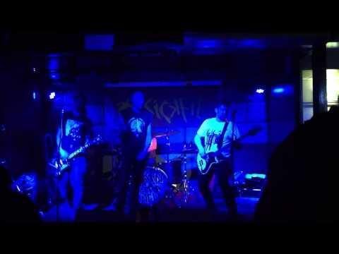 Sickfit live at Vibes Rotterdam