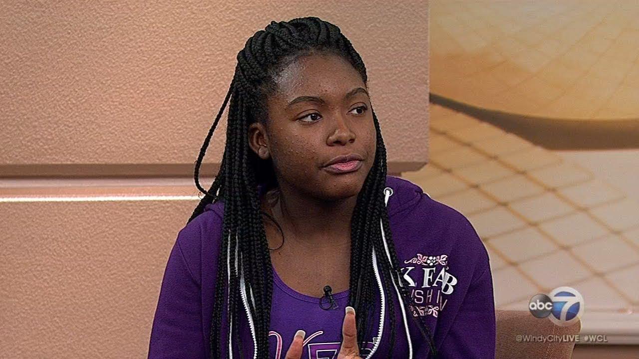 Amazing Black: fashion designer Kayla Perkins, 13, to launch her own magazine