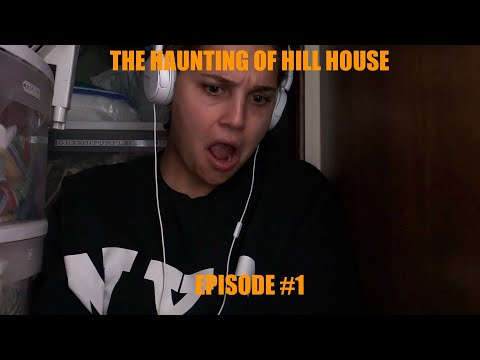 The Haunting of Hill House - 1st Episode - REACTION