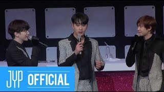 [On Air 2PM(온에어 2PM)] 핫티에게 보냅니다. 찬성 bless you♥