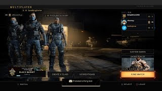 COD BLACK OPS 4 - STREAMING WITH MY GMG YOUTUBER HOMIES!
