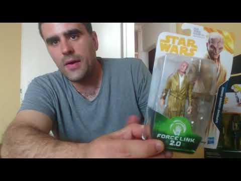 Heti Videó: 03# Star Wars Solo figurák részletesen 3.rész