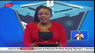 Kalonzo Musyoka ahudhuria hafla ya Charity Kaluki Ngilu kama gavana wa Kitui: KTN Leo pt 1