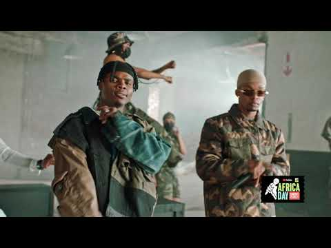 Blaq Diamond Performance | Africa Day Concert 2021